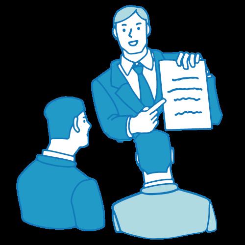 個人税務顧問イメージ
